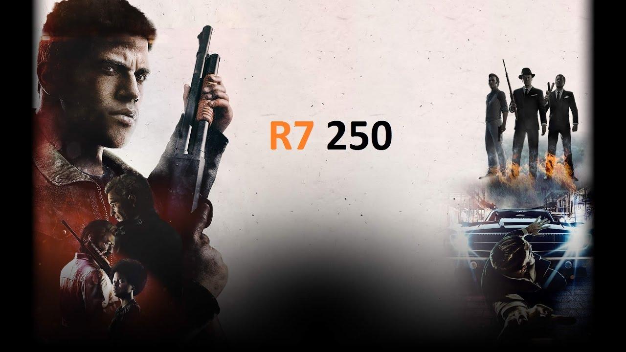 Mafia Iii Gameplay On R7 250 Mafia 3