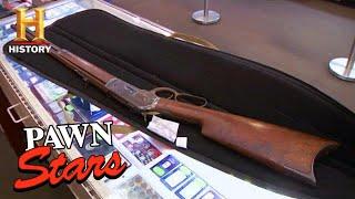 Pawn Stars: RAW DEAL for RARE & HISTORIC 1886 Rifle (Season 6) | History