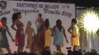 San Marcos Guerrero - Certamen de Belleza 2008
