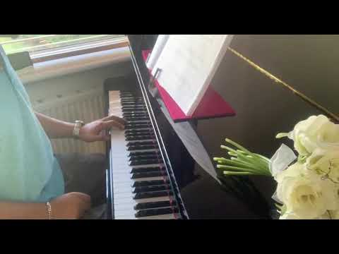 Kenny Rogers and Lionel Richie - Lady  (Piano Cover by Ali Behnam)