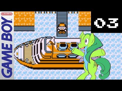 Pokemon Red/Blue - 03 - Οδηγός στρατηγικής - Greek Walkthrough Part 03