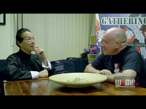 Wing Chun Samuel Kwok Revealed on The Mick Tully Show