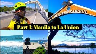 Manila to Pagudpud (Part 1 - Manila to La Union)