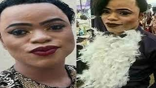 I am 4 months pregnant for Bobrisky-Tonto Dike opens up on being pregnant