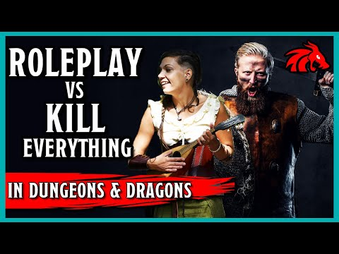 10 Ways to Encourage Your D&D Players to Roleplay (and not just kill everything in sight)