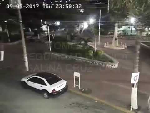 Sismo 07-09-2017 Salina Cruz, Oaxaca