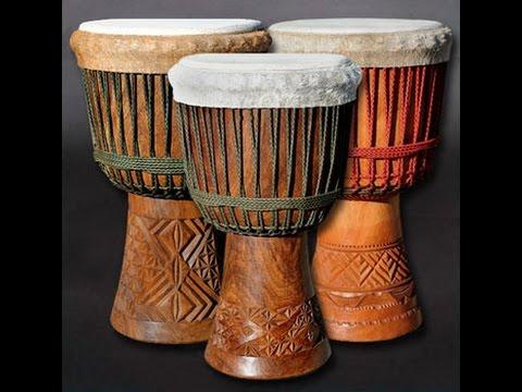 Drumming session in Windhoek, Namibia   Шоу африканских барабанов в Намибии
