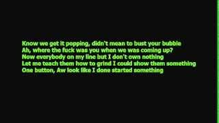 Kid Ink - What I Do Lyrics (On Screen)