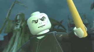 LEGO Harry Potter Years 1-4 Walkthrough Finale - Year 4 - Final Boss & Ending