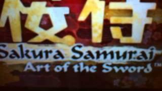 Sakura Samurai Art of the sword: Title Theme