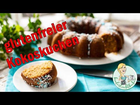 Glutenfreier Kokoskuchen Mit Dem Thermomix Youtube