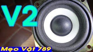 Mạch tăng âm mini 12v SIÊU KHỦNG V2 - Amplifier circuit