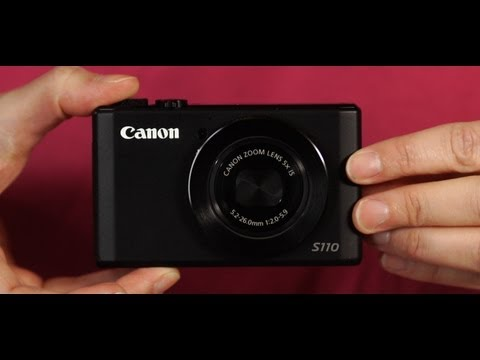 Canon PowerShot S110 speeds up and adds Wi-Fi