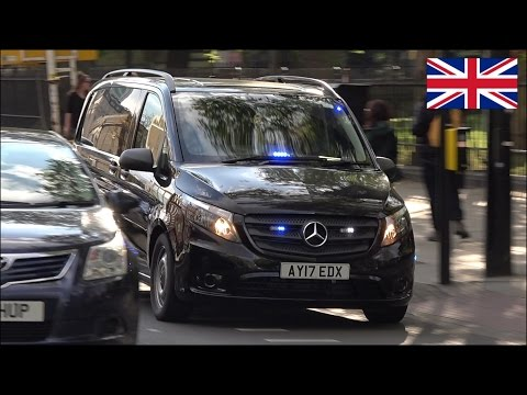 NEW Unmarked police car responding - Armed Transport Police