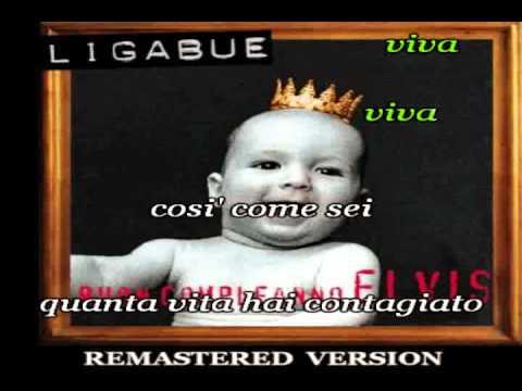 Ligabue -karaoke Viva.wmv