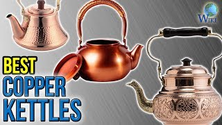 7 Best Copper Kettles 2017