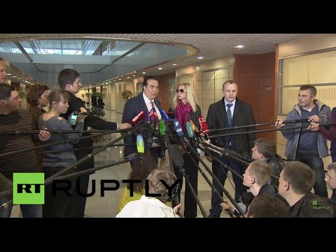 "Russia: Polonsky's deportation ""against international law"", says lawyer"