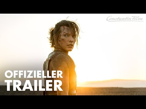 MONSTER HUNTER - offizieller Trailer