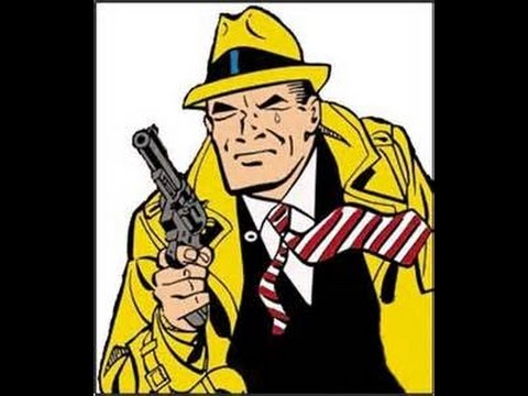 Dick Tracy Meets Flat Top (1950s TV Show)