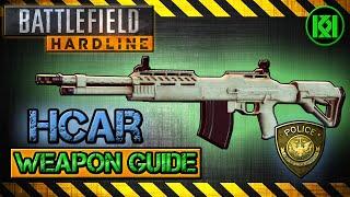 hcar review gameplay best gun setup   battlefield hardline weapon guide bfh