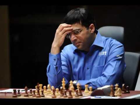 Viswanathan Anand vs Nikolas Lubbe Isle of Man Open (2017)