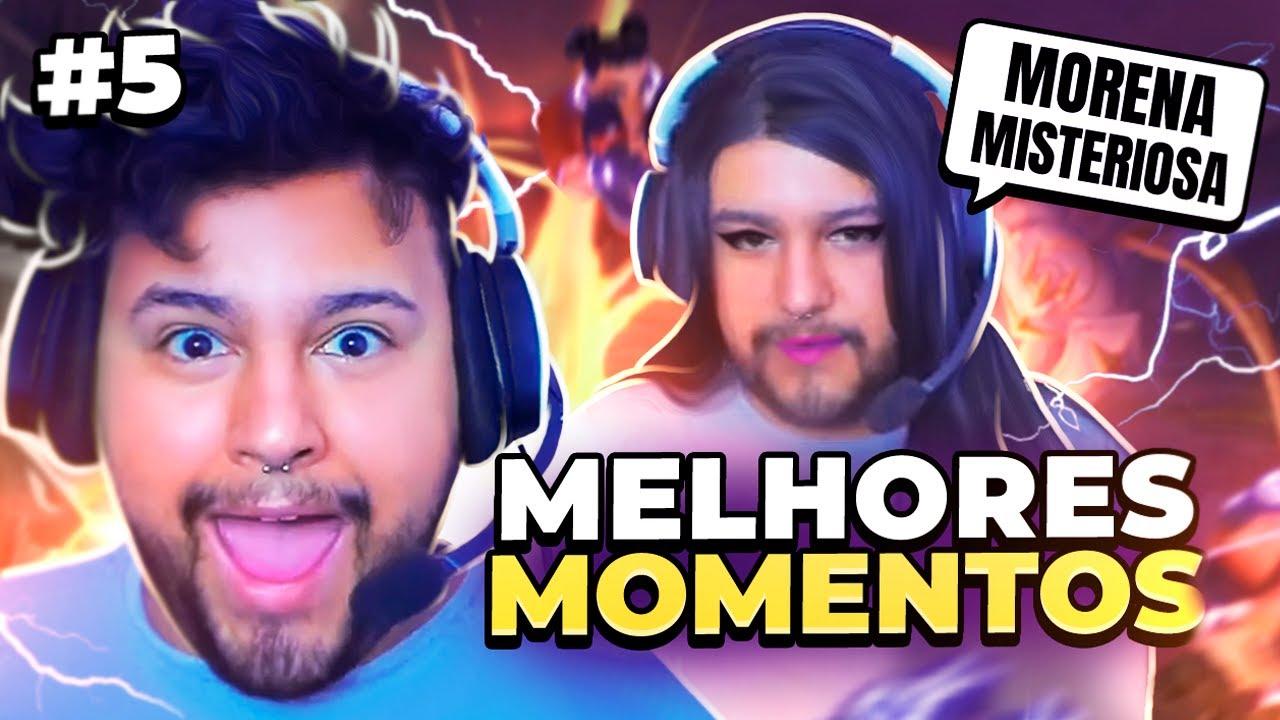 MELHORES MOMENTOS DA LIVE #5 - Igor