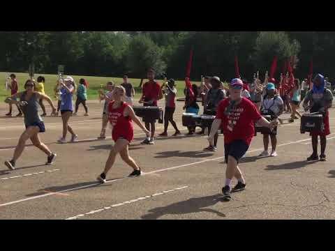 Kosciusko Big Red Band Camp 2018