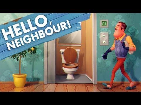 PRAVIMO KOMSI HAOS PO KUCI!!! - Hello Neighbor Gameplay EP.10