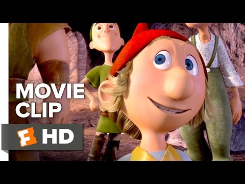 The Seventh Dwarf Movie CLIP  Friends Song 2015  Animated Fantasy Movie HD