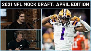 2021 NFL Mock Draft: Austin Gayle | PFF