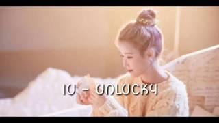 IU - Unlucky Lyrics Sub Indo