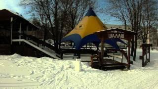 Смотреть видео владимирская область горнолыжный курорт