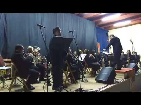 Sapri, concerto per l'Africa. Con la banda Talamini raccolti 1.600 euro.
