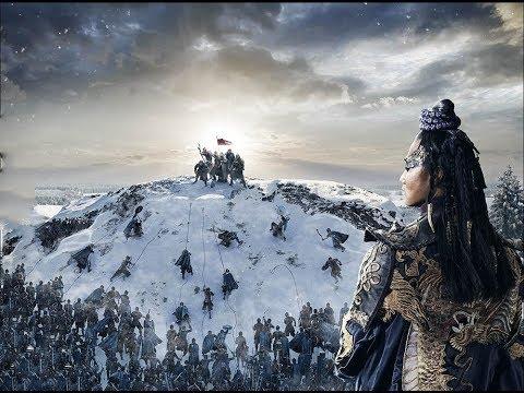 俄罗斯20人大战蒙古20万大军,这部史诗级俄罗斯战神电影火了!