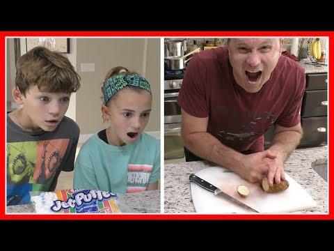 DAD PRANKS THE KIDS! | We Are The Davises