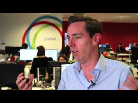 What does Ryan Tubridy see himself doing after the Late Late?