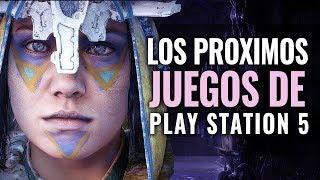 LOS PRÓXIMOS VIDEOJUEGOS DE PLAY STATION 5 (PS5)