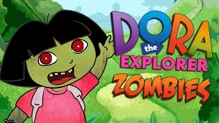 Call of Duty Zombies ★ DORA THE ZOMBIE EXPLORER