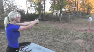 Janna Reeves shooting Freedom Munitions 9mm - will it run my gun?