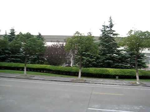 Shanghai University Campus Tour