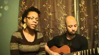 Make Me Whole by Amel Larrieux - Acoustic Cover