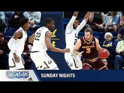 Recap: No. 16 Arizona State men's basketball flexes its depth in win over California