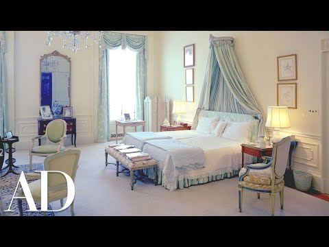 A Look at Past Presidential Rooms in the White House | Architectural Digest