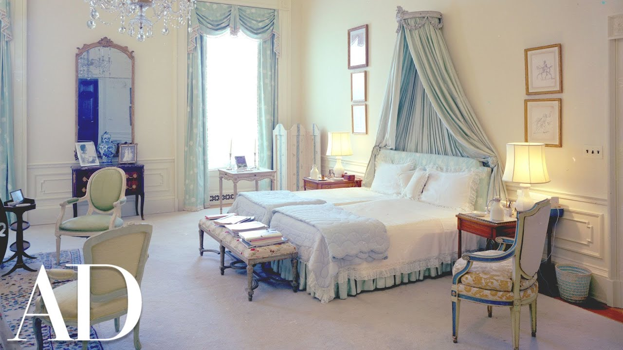 A Look At Past Presidential Rooms In The White House
