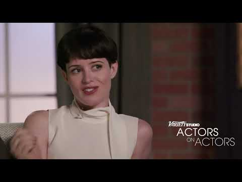 Claire Foy - A On A - Benedict Cumberbatch