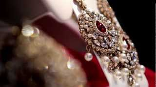 Kyles Jewellery Collection - Asian Wedding Exhibition 2012 AWE Bridal Event HD