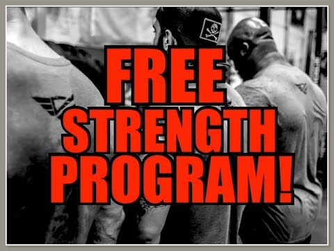 FREE STRENGTH PROGRAM! - 4HORSEMEN