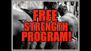 FREE STRENGTH PROGRAM! - 4HORSEMEN