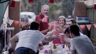 Redkite 30s TV ad celebrates families | Share now so they're not alone with cancer