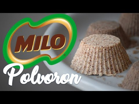 How to Make MILO Polvoron | It's More Fun in the Kitchen
